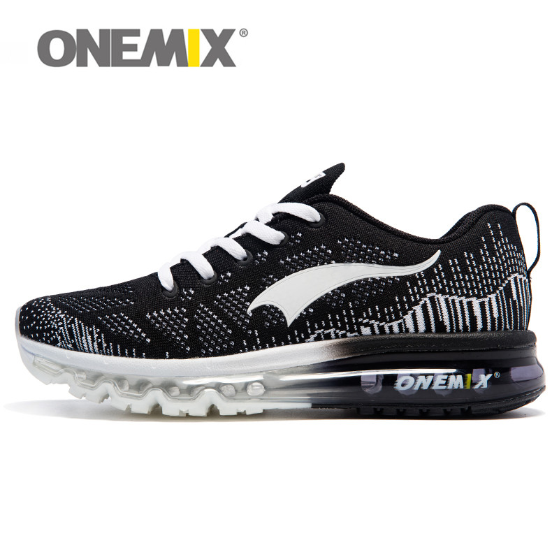 onemix Free Men Women Air Running Shoes for Men Air Brand 2017 Women Sport Sneaker Breathable Mesh Athletic Outdoor Chusion Shoe