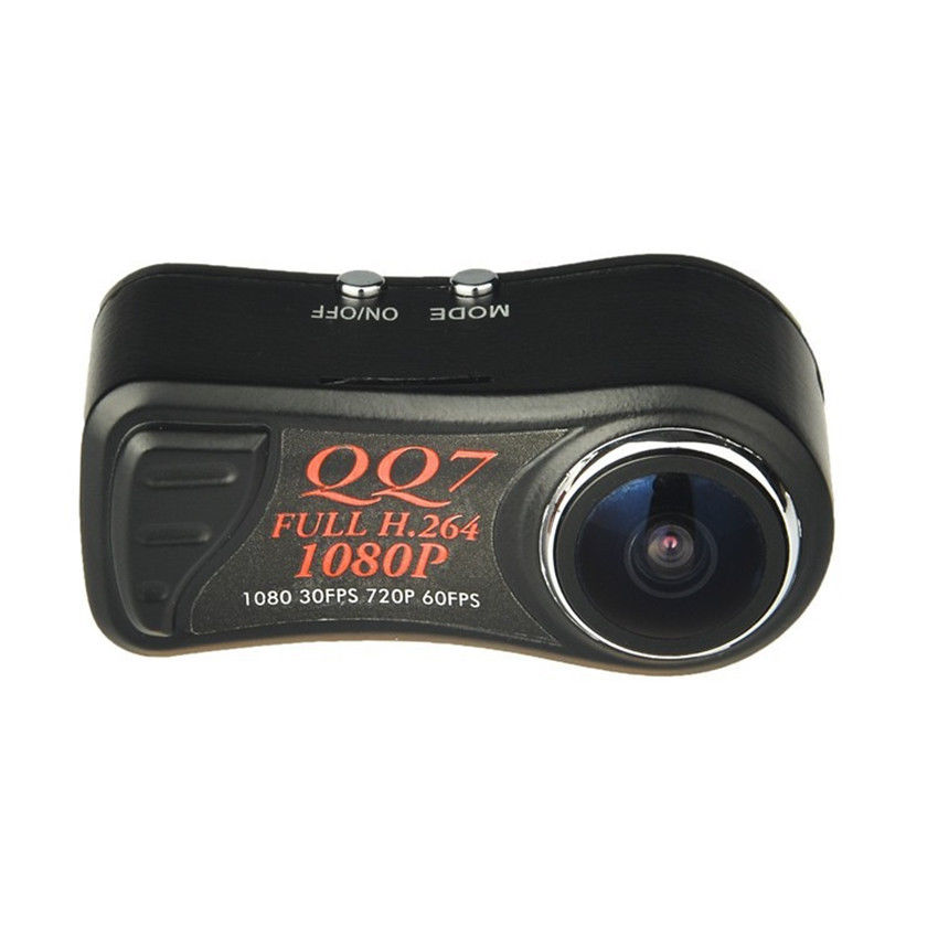 8GB Card+HD Micro Portable Camera Ultra-Wide Angle H.264 Motion Detection Camcorders QQ7