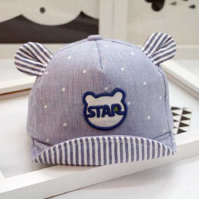 ccd681a13db3e Aliexpress.com   Buy Fashion Baby Boys Girls Hat Soft Baseball Cap Baby  Summer Hats Newborn Baby Boy Beret from Reliable Hats   Caps suppliers on  partisig ...