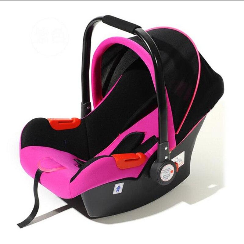 Neonatalna košarica auto-dječja dječja košara Dječja - Sigurnost za djecu - Foto 3