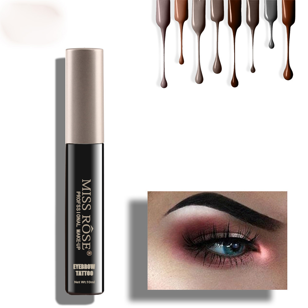 1pc 3d Eye Brow Tint Dyeing Cream 7 Days Eyebrow Tint Tattoo