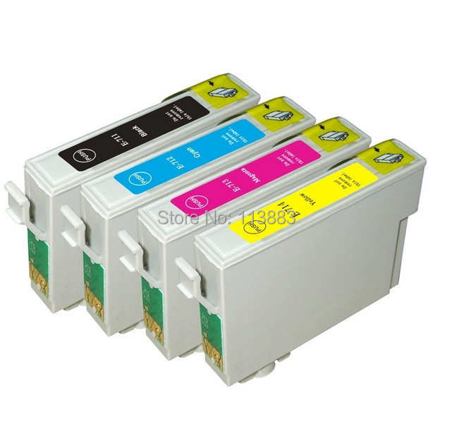 4 INK 89/71 T0711-T0714 T0715 compatible ink cartridge for EPSON Stylus SX100/SX110/SX105/SX115/SX200/SX205/SX209/SX210 printer ciss bulk refillable ink cartridge for epson stylus pro 7700 7710 9700 9710 printer ink cartridge