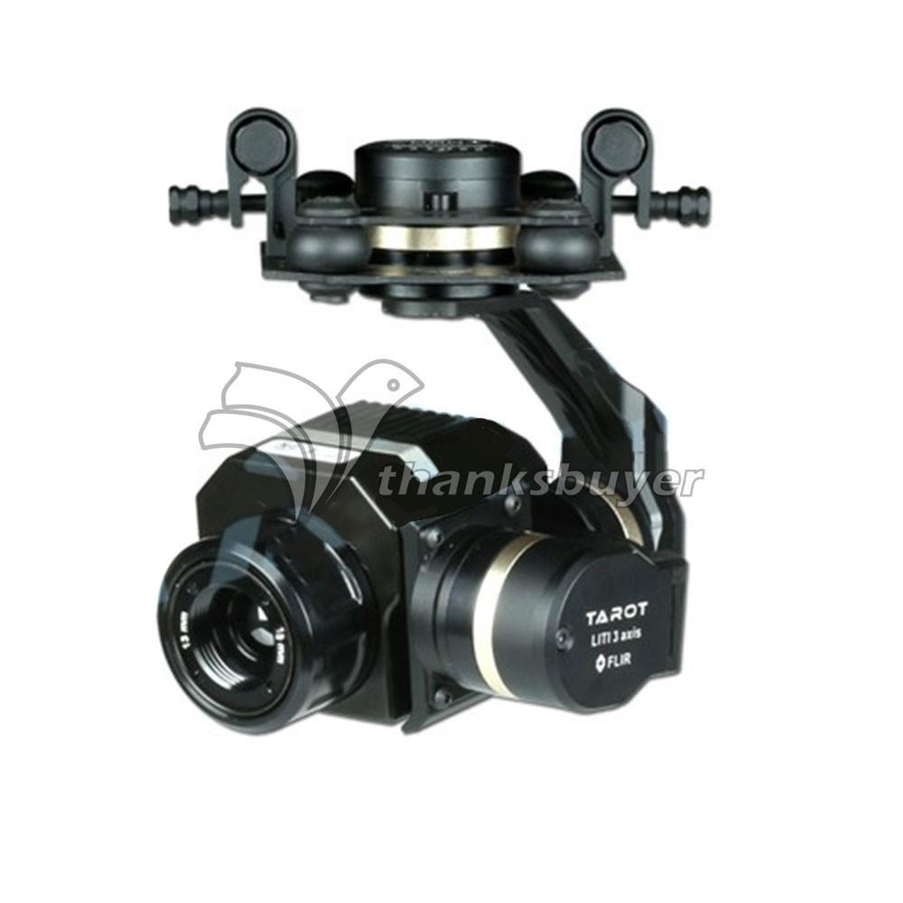 Tarot FLIR VUE PRO Gimbal Camera Stabilizer 3 Axis Support Pro Version Camera for Drone Quadcopter TL03FLIR drone x pro