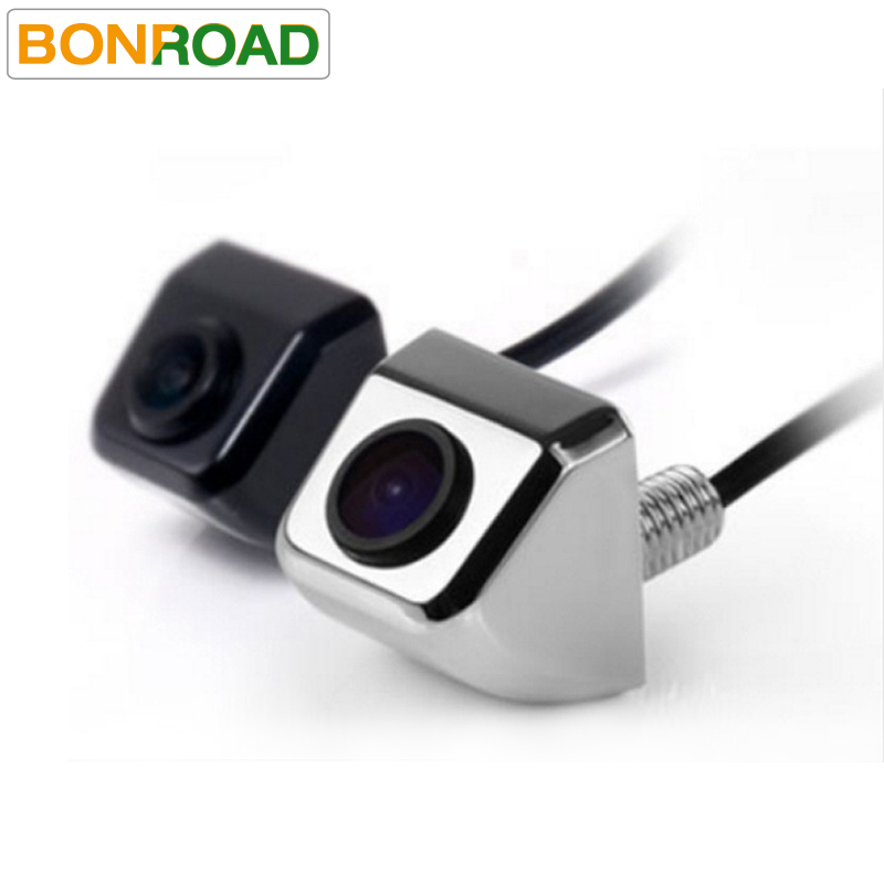 imágenes para Fábrica que Vende CCD HD Retrovisor Luxur visión nocturna Resistente Al Agua 170 grados de Amplio Ángulo de visión trasera cámara de marcha atrás de cámara de copia de seguridad