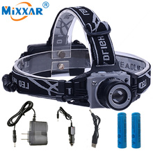 5000Lm Body Motion Sensor Inductive LED Headlight Headlamp Rechargeable Outdoor Camping Flashlight Head Torch Lamp Light