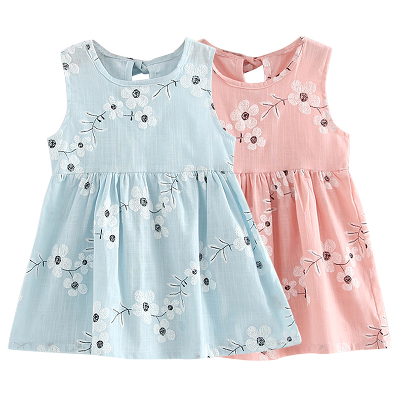 Girls Clothing Summer Girl Dress Children Kids Berry/Flower Dress Back V Dress Girls Cotton Kids Vest dress Children Clothes колодки тормозные hb581b 660 hawk street 5 0 brembo 6 поршней тип j n porsche 911 997 3 8 gt3