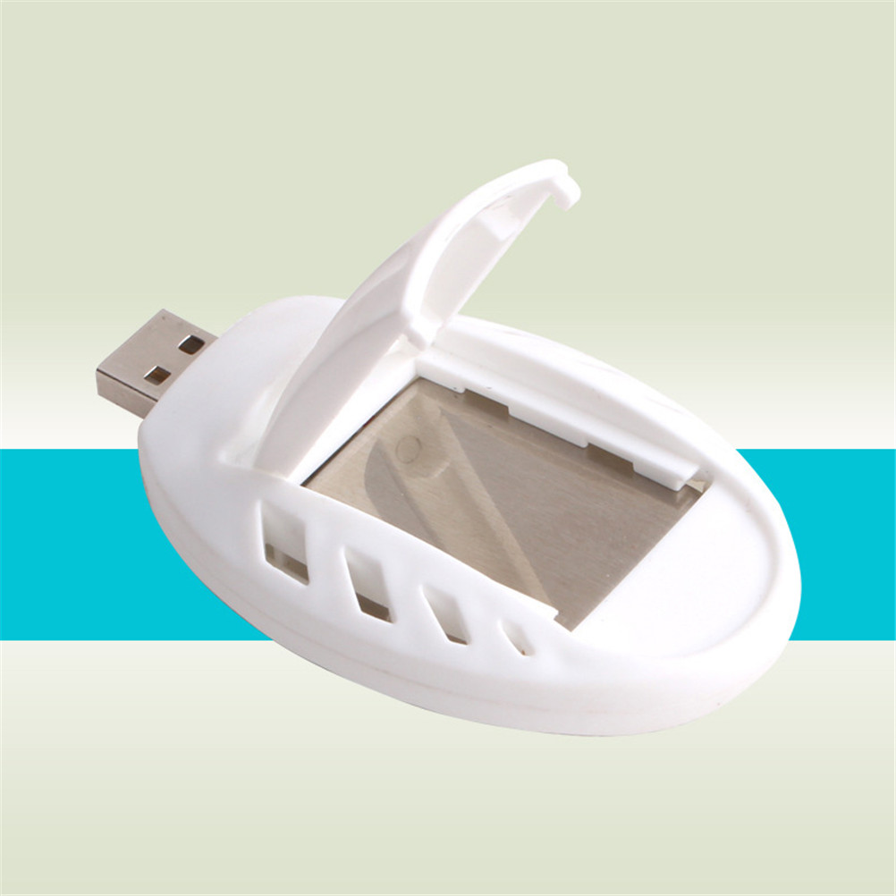 Portable Electric USB Mosquito Repellent Heater Anti Mosquito Killer Pest Fly Insect Heater For Home Or Travel