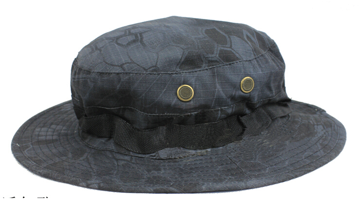 9cd3bc0e236a3 Kryptek Camo Typhon Hunting Boonie Hat Tactical Boonies-in Bucket ...