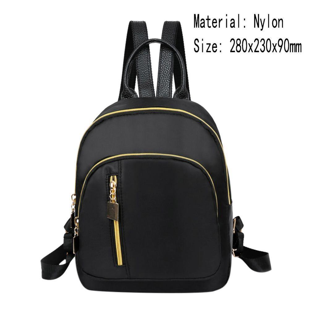 Type D Black Nylon