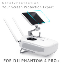 Glass Screen Protector for DJI Phantom 4 Pro Plus Built-in Screen