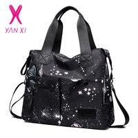 Waterproof Ladies Hand Bags Famous Brand Bags Nylon Women Handbags Female Casual Tote Fashion Large Capacity Women Shoulder Bag