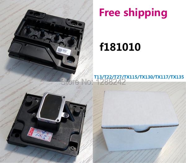 ФОТО Printer Head for epson tx117 compatible for epson T13/T22/T27/TX115/TX130 Printer Head