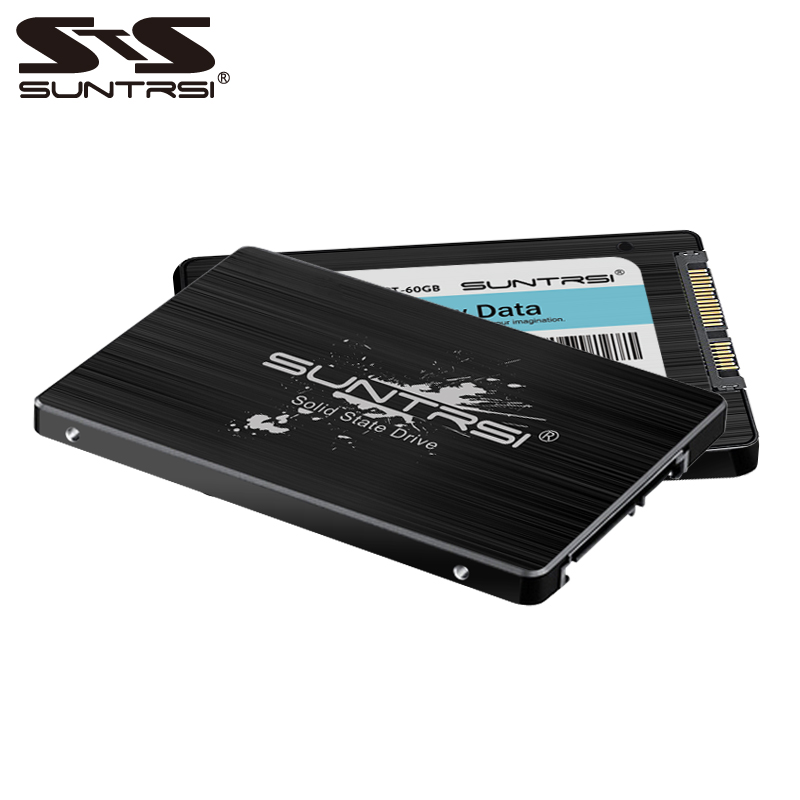 Suntrsi Internal Solid State Disk SATA3 SSD 120G 2.5 inch High Speed HDD Hard Drive For Laptop and Desktop Free Shipping