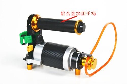 Electric Starter Remote Self Starter for 26CC 30CC Gasoline Engine for RC Boat