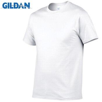 T-shirt gildan 100% βαμβακερο.