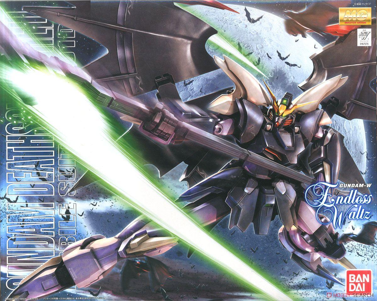 Oyuncaklar ve Hobi Ürünleri'ten Aksiyon ve Oyuncak Figürleri'de Bandai Gundam MG 1/100 Deathscythe EW Mobil Takım Elbise Monte Model Kitleri Aksiyon Figürleri Plastik Model oyuncaklar'da  Grup 1