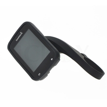 31 8mm Bicycle Computer Handlebar QuickView Black Mount Bracket Protect Rubber Black Case for Cycling GPS