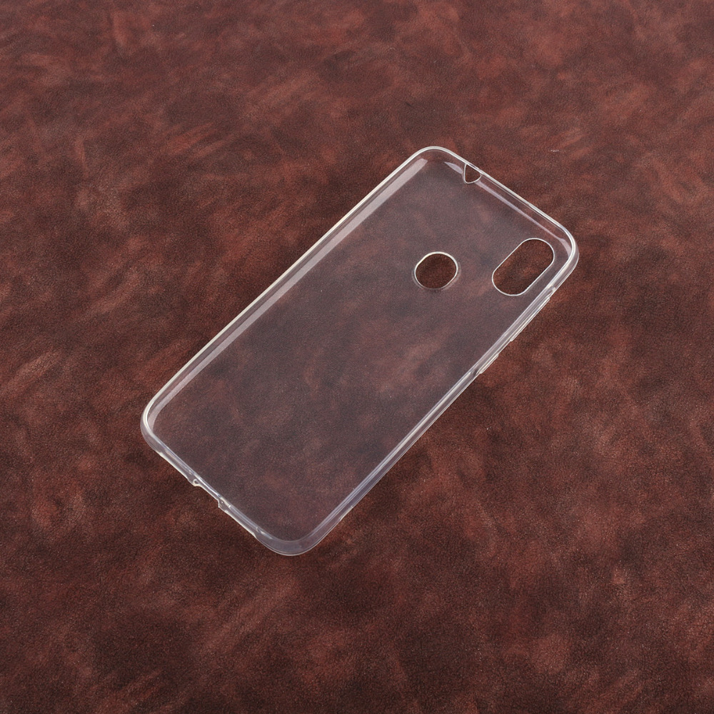 For Oukitel C15 Pro Protect Anti knock TPU Back Cover Case for phone cases cover in Fitted Cases from Cellphones Telecommunications