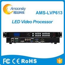 Amoonsky LVP613 एलईडी वीडियो प्रोसेसर समर्थन पी 1.667 पी 1.5 पी 2 पी 2.5 पी 3.9 1 पी 4 पी 5 पी 6 पी 10 इंडडोर आउटडोर एलईडी स्क्रीन हॉट बेचना आइटम