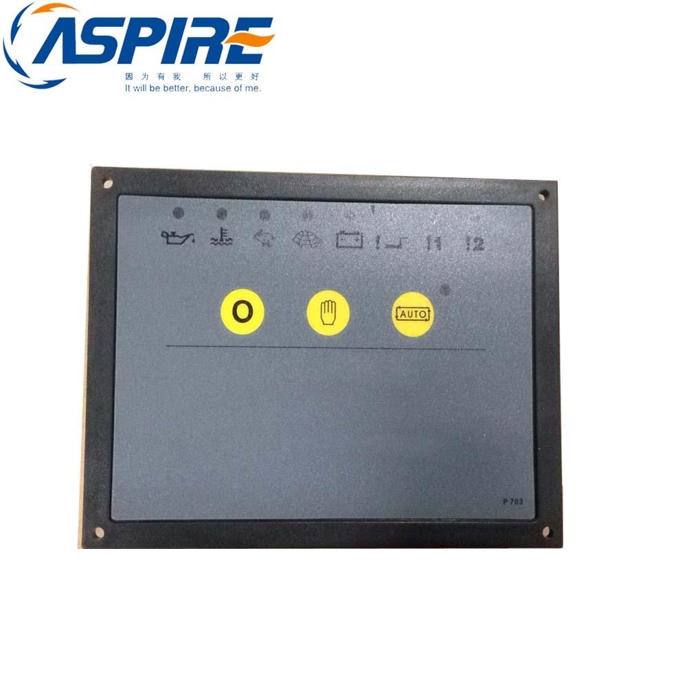 Free Shipping+Auto start Generator Controller 703 Key Module 703 free shipping generator moudle dse501k auto start controller fast shipping