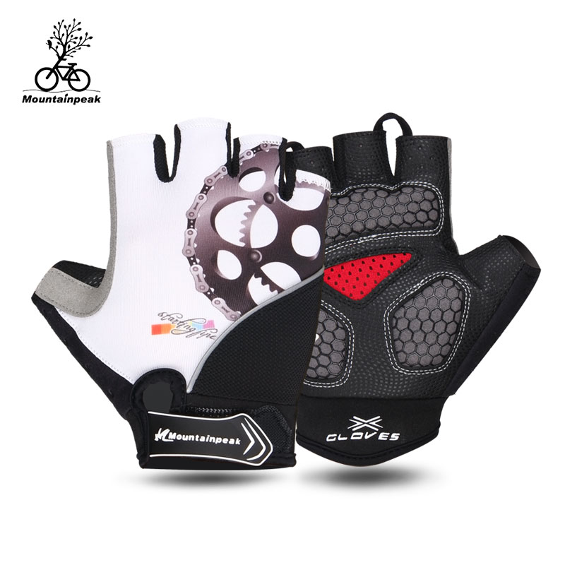 Summer Cycling Gloves Half Finger GEL Gym Riding Sport Gloves mtb Mountain Road Bicycle Bike Gloves Men Women guantes ciclismo
