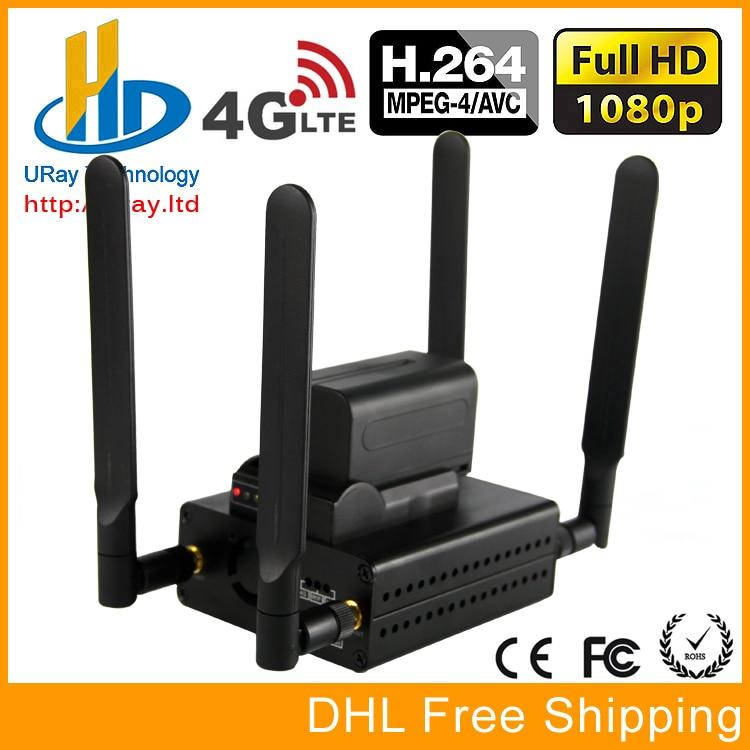 MPEG-4 H.264 /AVC 3G/ 4G LTE 1080P HD HDMI Video Encoder HDMI Transmitter Live Broadcast Encoder wireless H264 IPTV Encoder WIFI hd h 265 hevc avc 1u 4 channels hdmi dvb t encoder modulator for ip stream to vlc media server xtream codes
