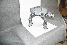 05050 1137 шт. Звезда Серии Война AT-AT Робот Электрический Пульт Дистанционного Управления Строительные Блоки Игрушки Совместимость 10178 для детей