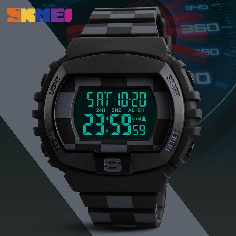 Stetig Neue Männer Outdoor-sport Uhr Herrenuhren Top-marke Luxus Military Led Uhren Männliche Uhr Relogio Masculino Skmei Digitale Uhren