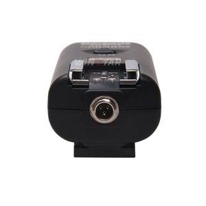 Image 4 - YONGNUO RF602 RF 602 2.4GHz Flash Wireless Receiver for Canon Nikon DSLR Camea