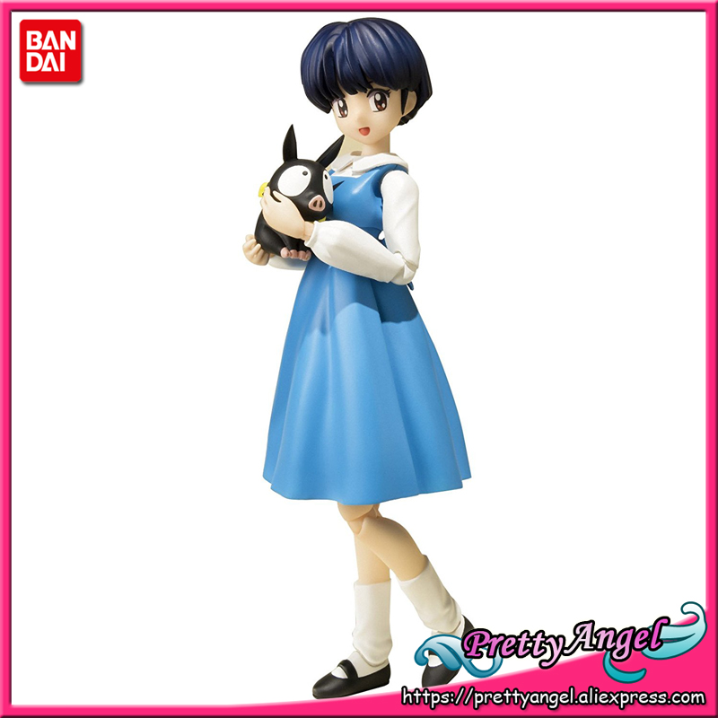 PrettyAngel-Genuine Bandai Tamashii Nazioni S. H. Figuarts Esclusivo Ranma 1/2 Tendou Akane Action Figure
