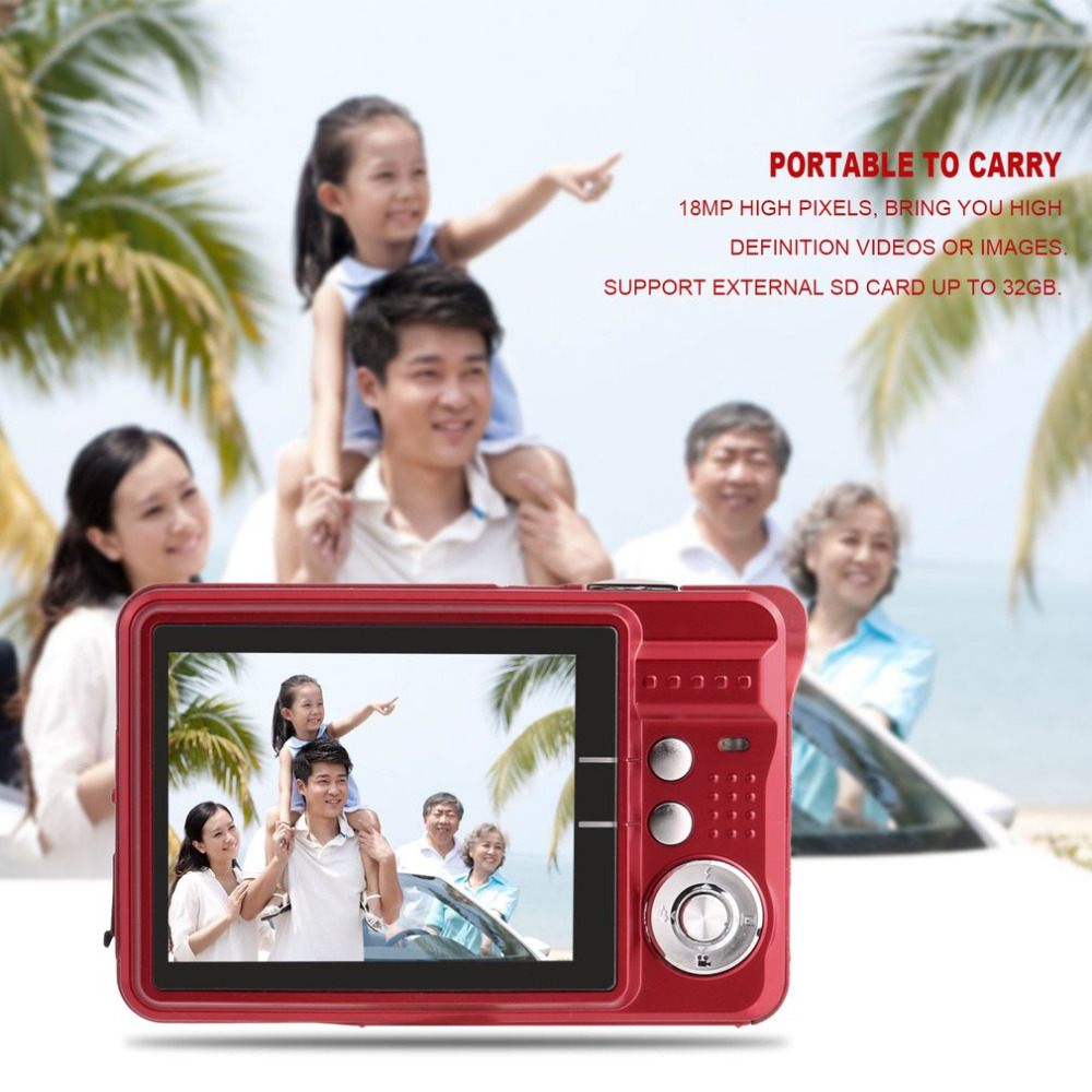 ONLENY กล้องวิดีโอดิจิตอล 2.7 - กล้องและภาพถ่าย