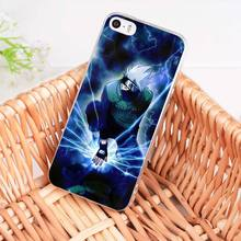 Naruto soft TPU Phone Case for iPhone