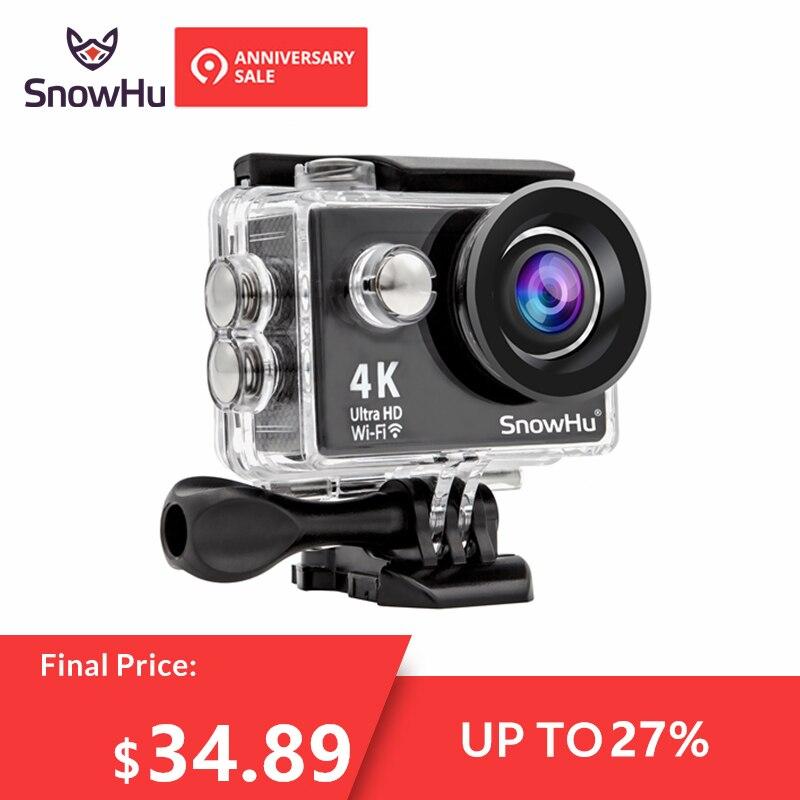 Nouveauté! d'origine Eken H10R/H10 Ultra HD 4 K caméra d'action 30 m étanche 2.0