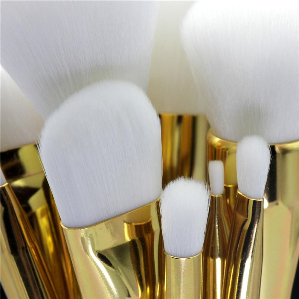 2017 Luxury Fashion Women 15PCS Cosmetic Makeup Brush  Makeup Brush Eyeshadow Brush A21 Drop Ship