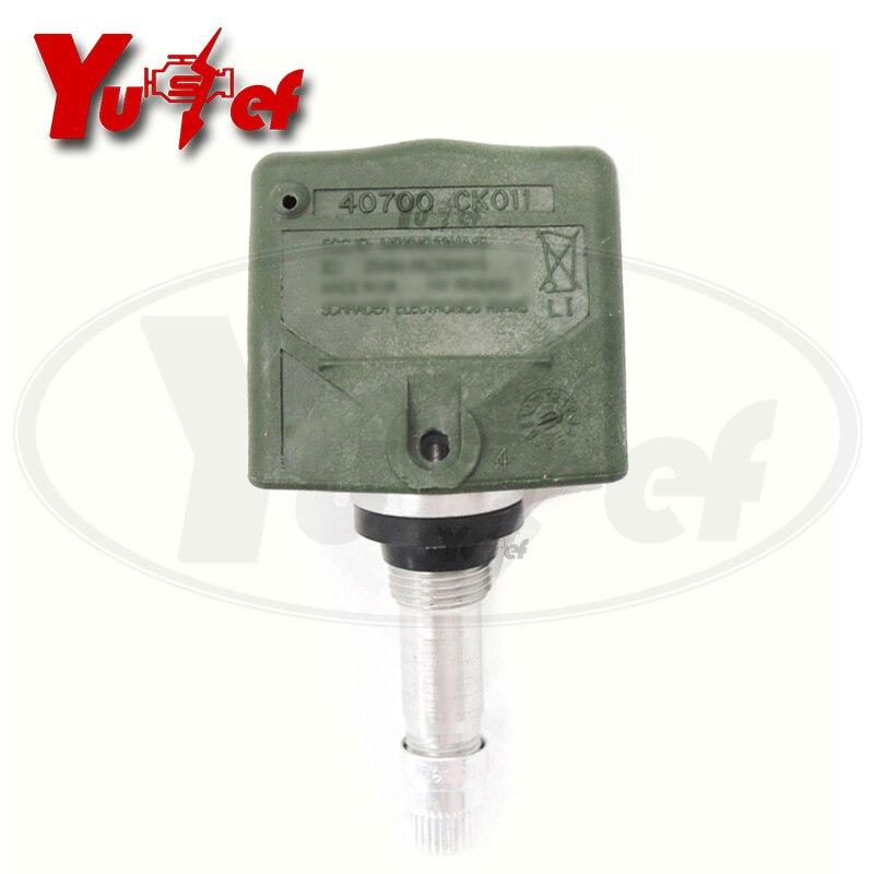 Reifendruck Sensor TPMS Für Nissan Infiniti Schrader OE # 40700-JA02B