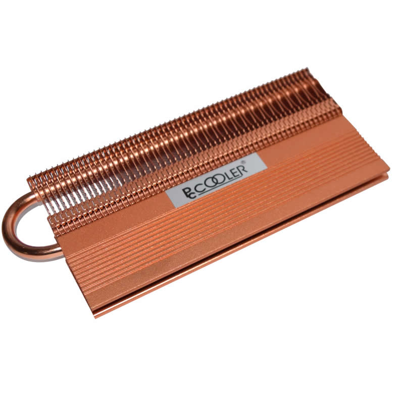 Reines kupfer heatpipe Top-ende speicherkühlung RAM kühler RAM kühlkörper speicherkühler PCcooler R6 B12