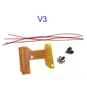 Image 4 - 10 комплектов для контроллера PS4 remapper модульная лента плата для весла кнопка переключения набор проводов для PS4 Remapper V1 V3 W/Paddles