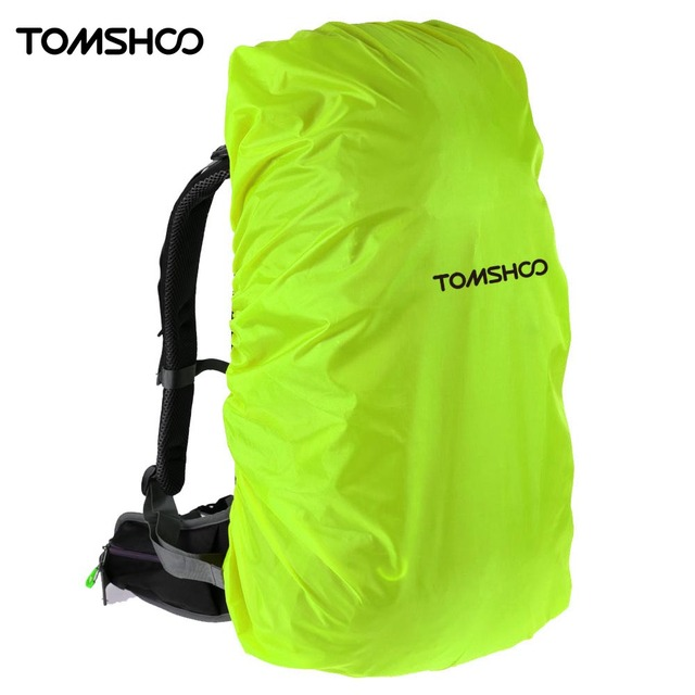 TOMSHOO Backpack Rain Cover 40L 50L Cycling Rucksack Bag Climbing ...