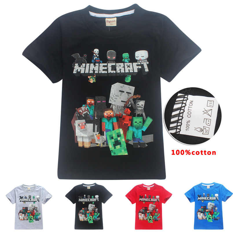 b022a023332ac Detail Feedback Questions about Minecrafts Popular game boy clothes ...
