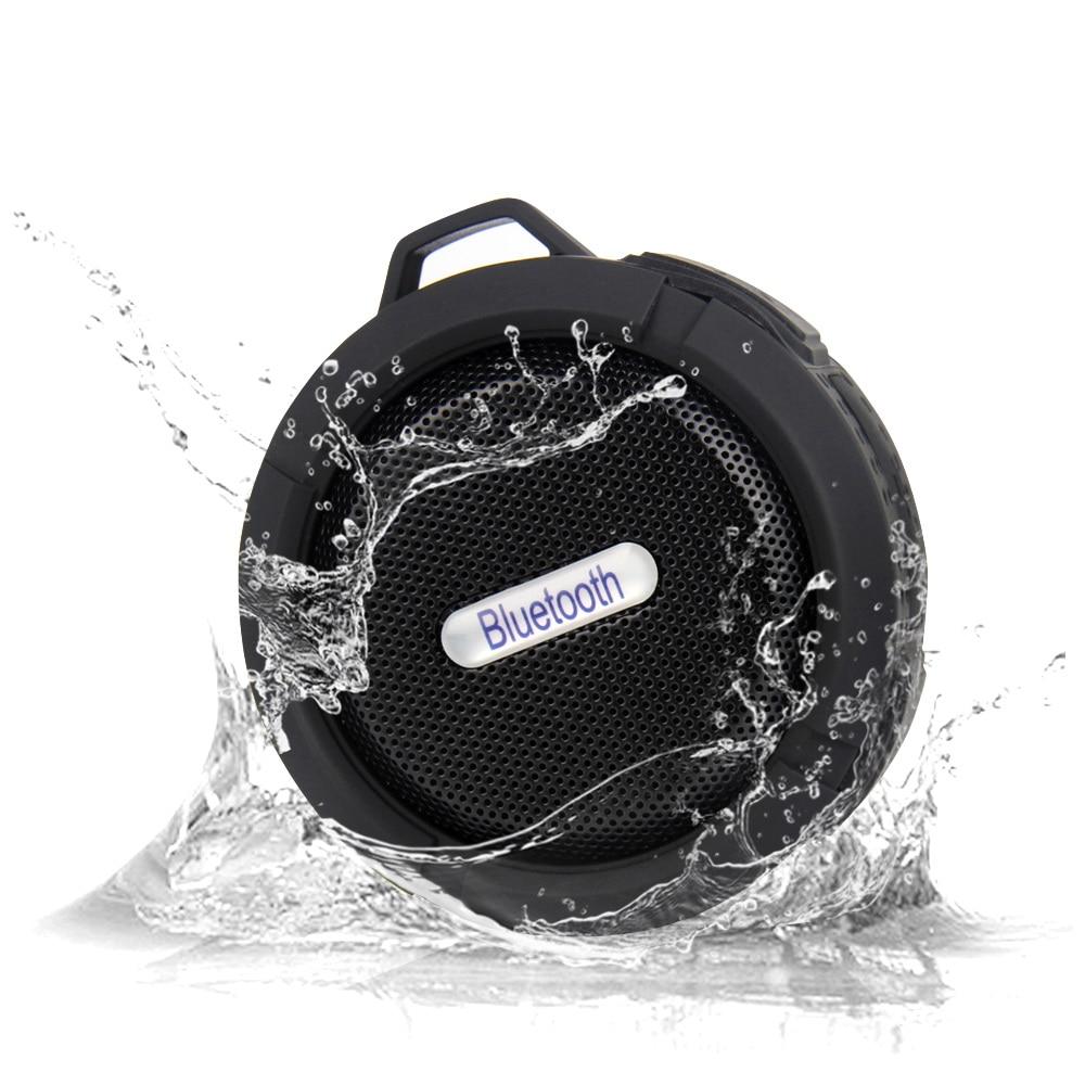 Ip65 Vattentät Mini Trådlös Bluetooth Högtalare usb Bärbara - Bärbar ljud och video