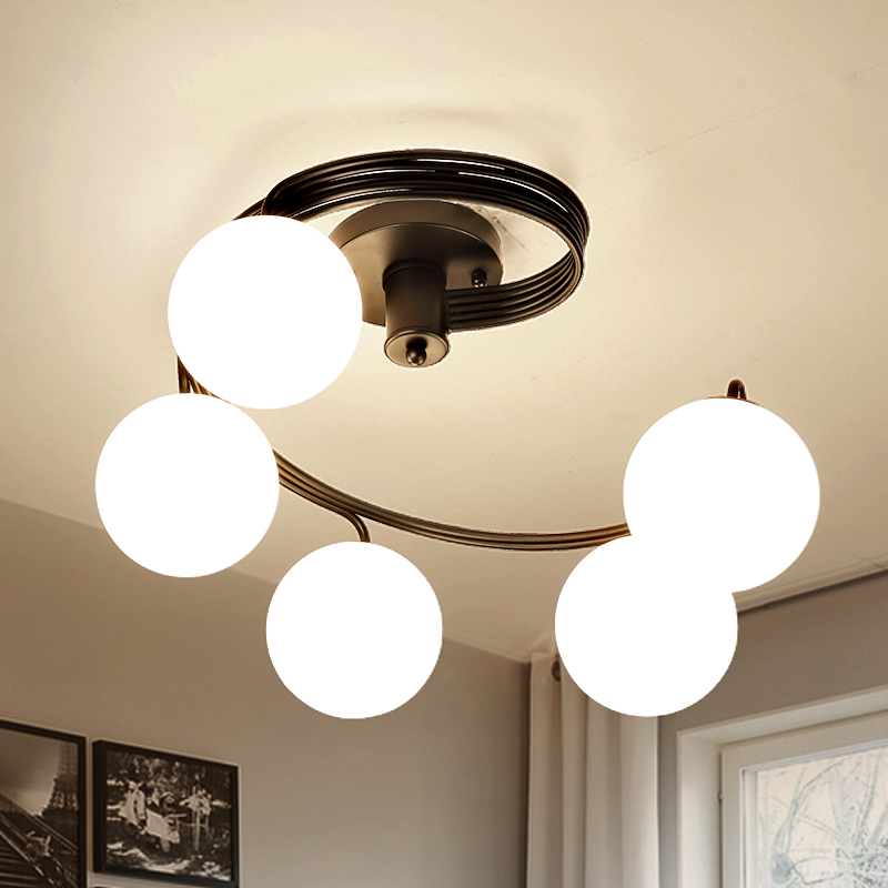 LED Ceiling lighting Indoor ceiling lamps Bedroom fixtures Home deco luminaires Modern Living room Ceiling Lights|Ceiling Lights| |  - title=