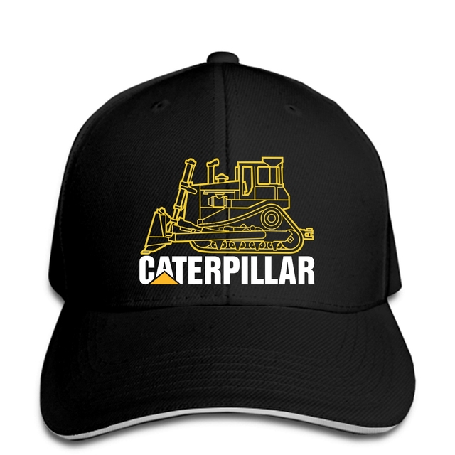 CATERPILLAR BULLDOZER gorra de béisbol Snapback