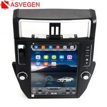 """Asvegen vertical 12 """"android 60 четырехъядерный автомобильный"""