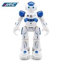 Original JJR/C R2 JJRC RC Brinquedos Robô IR Controle Por Gestos CADY WIDA Inteligente Robôs Dançando Brinquedo para Crianças Crianças festa de Aniversário presente