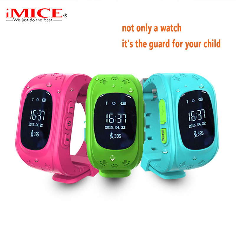 iMice Q50 GPS Kid Safe Smart Watch SOS Call Location Finder Locator Tracker for Child Anti Lost Monitor Child Guard Wristwatch недорого