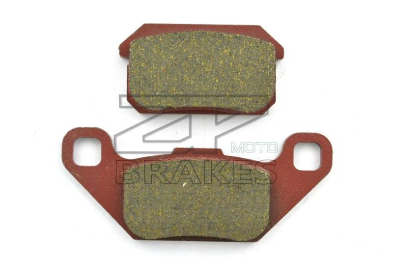 New Organic Brake Pads For Rear EXPLORER 300 2x4/4x4 Ranger 2008-2009 OEM BRAKING ZPMOTO