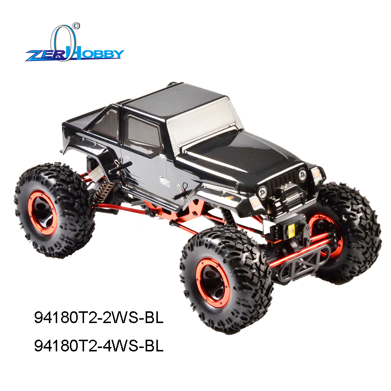 NEW ARRIVAL HSP CLIMBER 4X4 RC CAR ROCK CRAWLER 1/10 ELECTRIC 4WD OFF ROAD CRAWLER FOUR WHEEL STEERING 94180 T2 BRUSHLESS LIPO