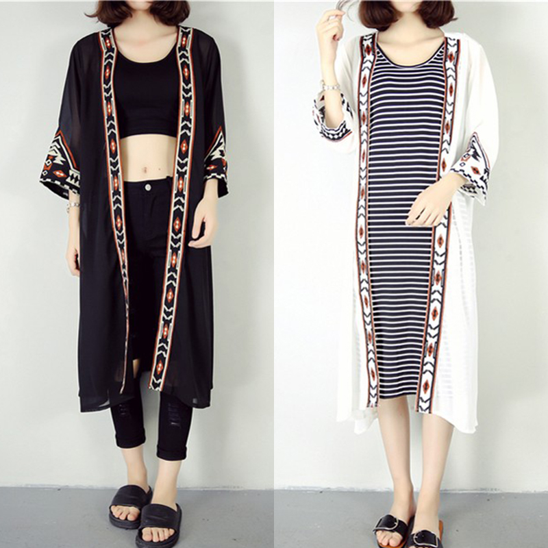 Online Get Cheap Long Maxi Kimono Cardigan -Aliexpress.com ...