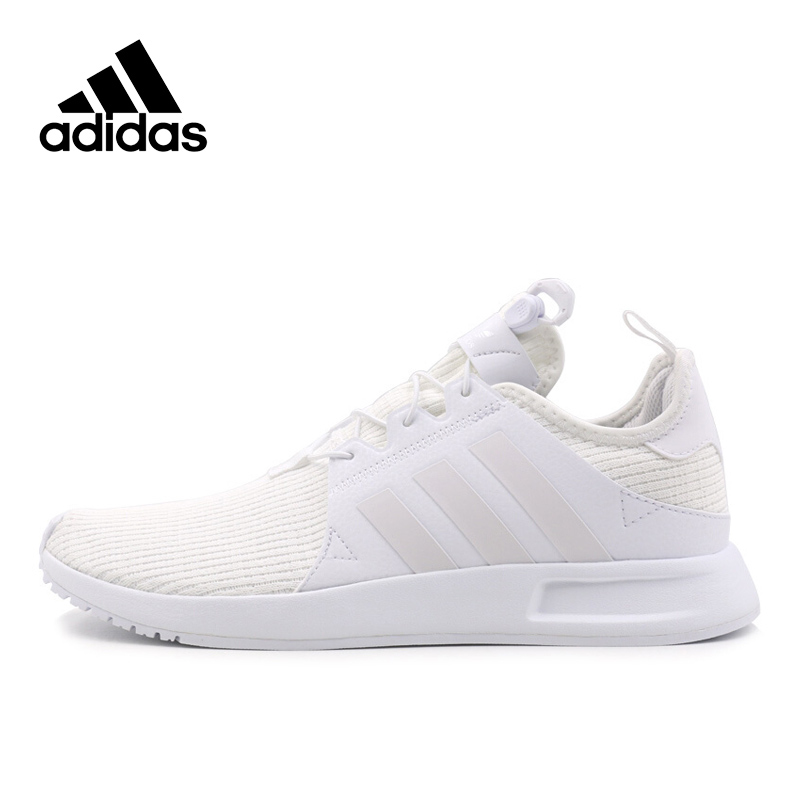 Original New Arrival Official Adidas Originals Men's Low Top Black and White Skateboarding Shoes Sneakers Classique