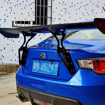 stock Fit for  TOYOTA 86 SUBARU BRZ GREEDY  carbon fiber rear spoiler